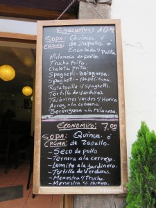 Lokaal restaurant Nucchu Cusco Peru
