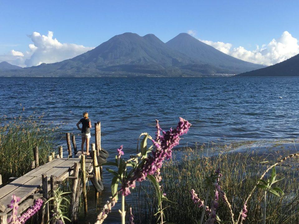 Lake Atiltlan Guatemala