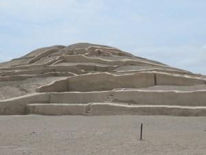 Cahuachi Nazca Peru