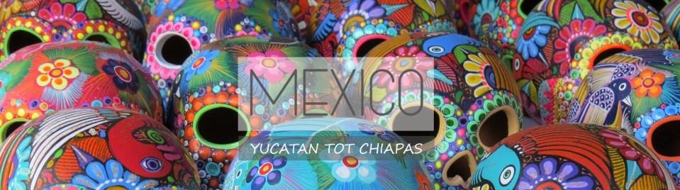 Mexico reisinfo voor backpacken