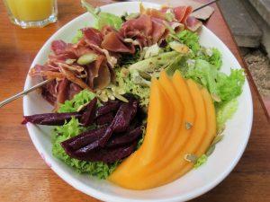Lunchen bij Sukra Merida Mexico