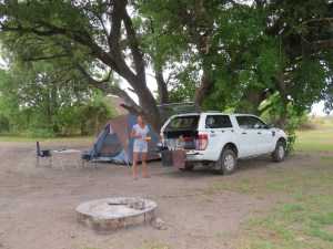 Third Bridges Camp Moremi Botswana