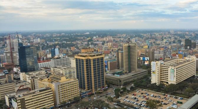 Reisgids voor Nairobi