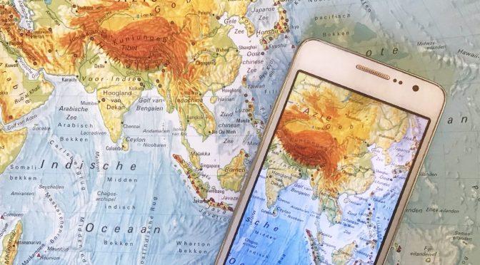 Simkaart kopen in Zuidoost-Azië