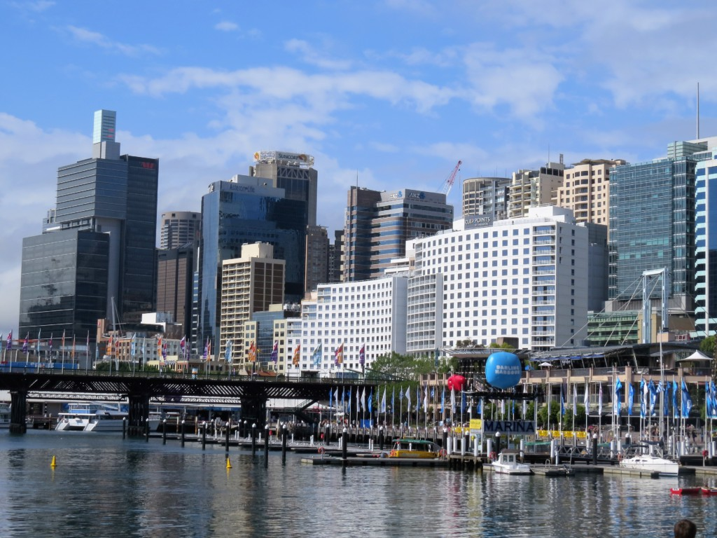 Darling-Harbour-in-Sydney