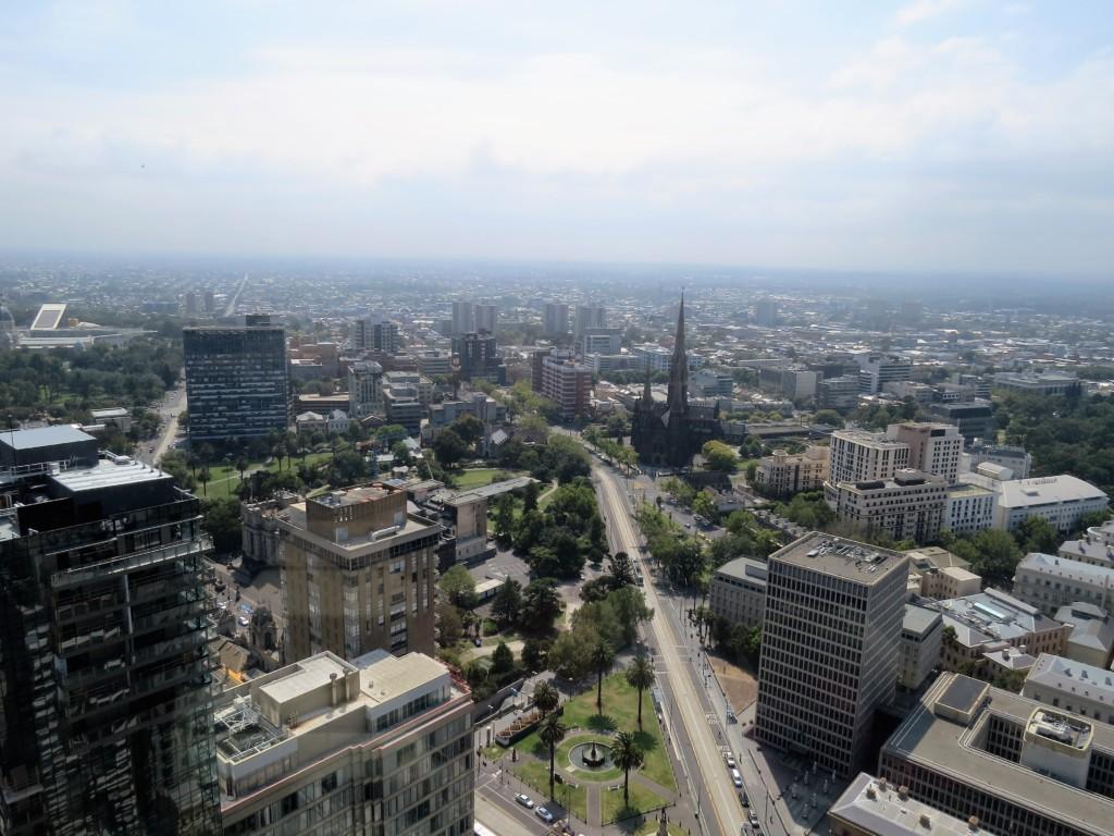 Stadsbeeld-van-Melbourne