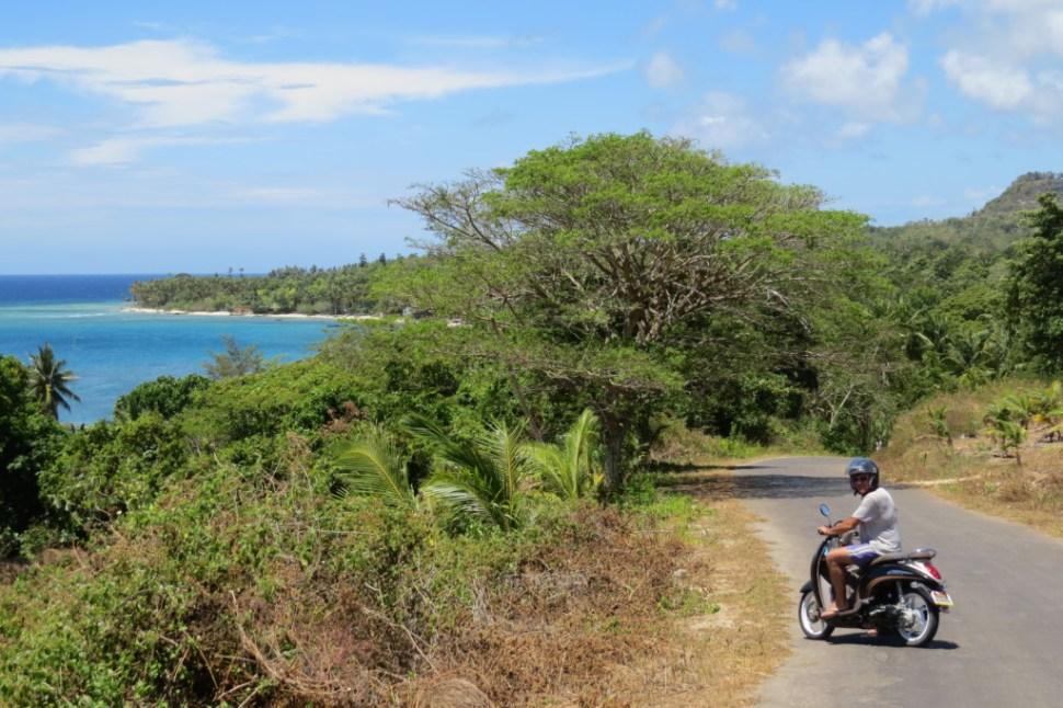 Scooter huren op de Filipijnen