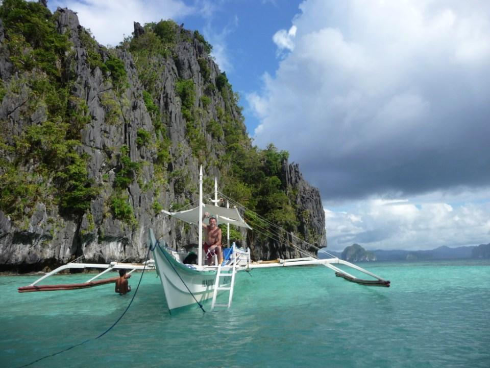 Route van 3 weken door de Filipijnen