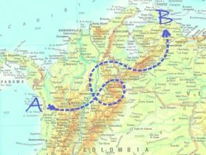 route bepalen