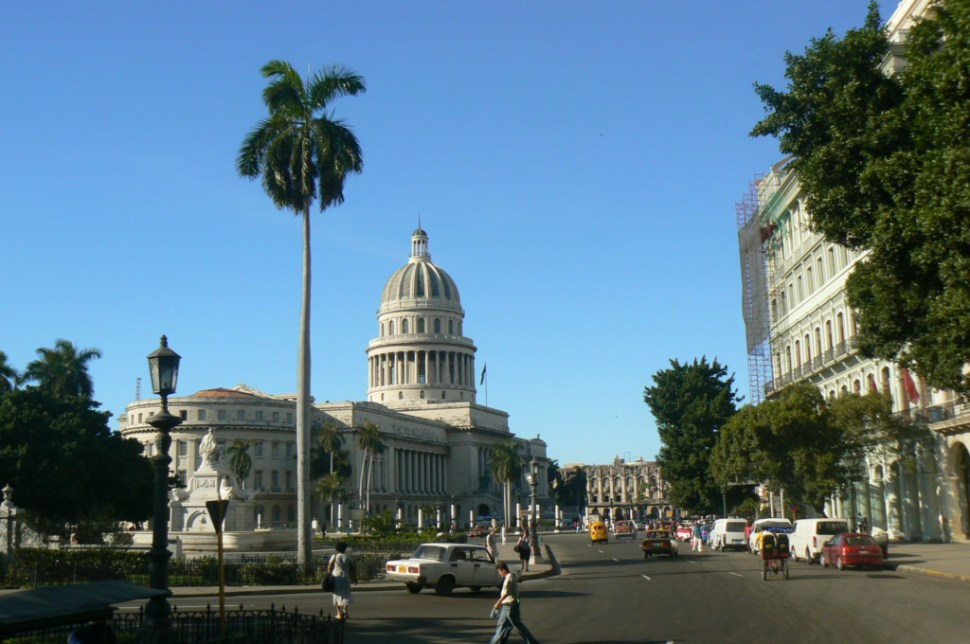 Oud-Havana-Cuba
