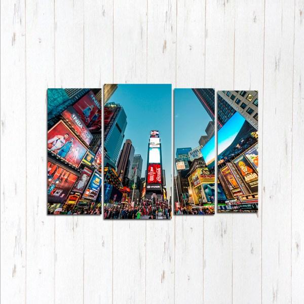 Модульная картина Красивый Нью-Йорка