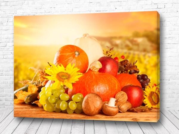 Постер Солнечный урожай