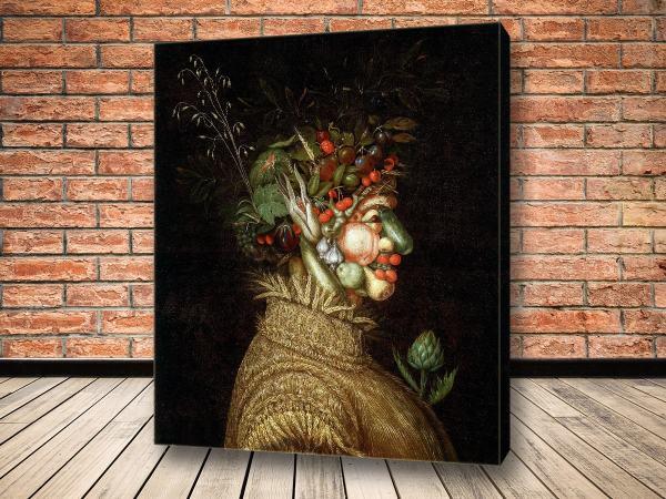 Картина Лето (Аллегорический портрет)рет)