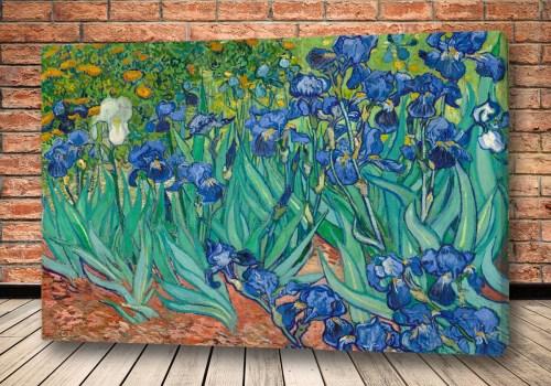 Картина Ирисы Ван Гог
