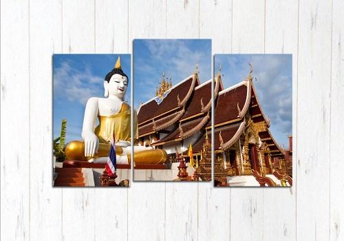 Модульная картина Красота Чиангмай