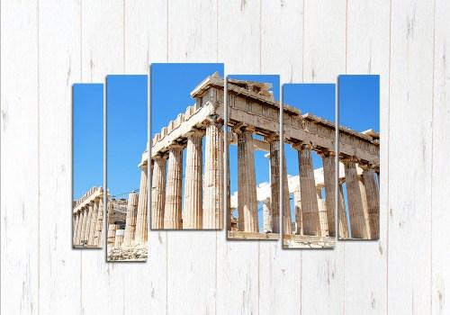 Модульная картина Акрополь