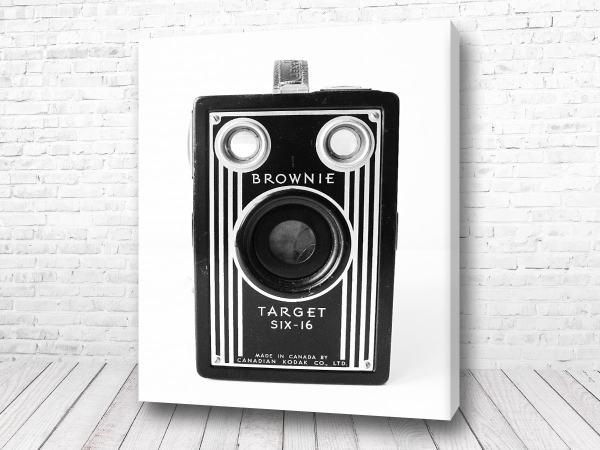 Постер Камера