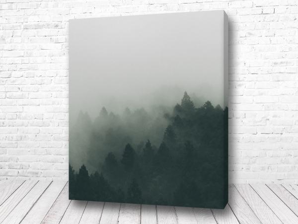 Постер Скандинавский лес