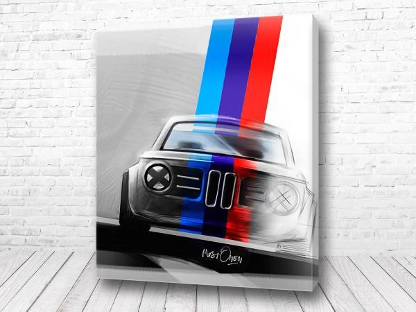 Постер BMW Стиль