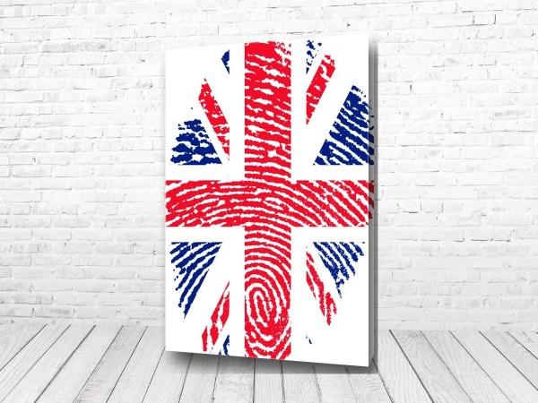 Постер Отпечаток Британии