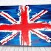 Постер Английский флаг