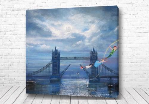 Постер Сказочный Лондон