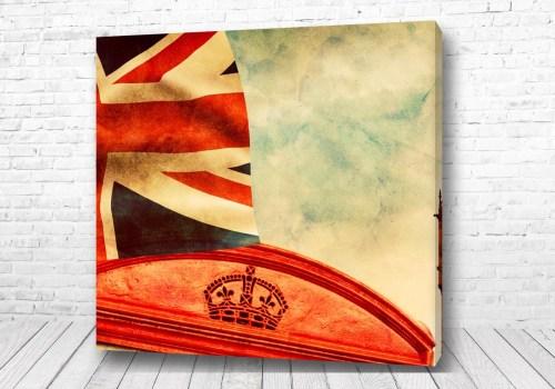 Постер Все символы Лондона