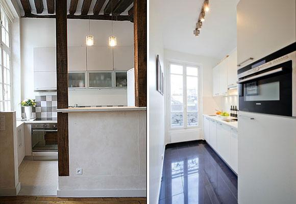 Haven in Paris  Apartment Therapy 4 Ways Parisian