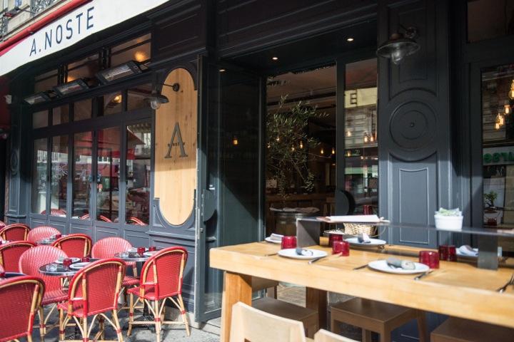 Restaurant Tapas Rue Du 4 Septembre