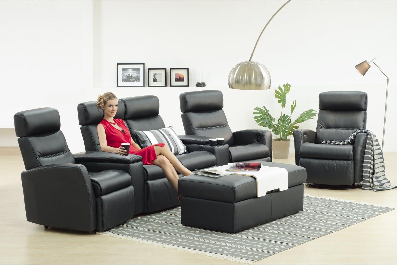 Divani Recliner  Hip Furniture