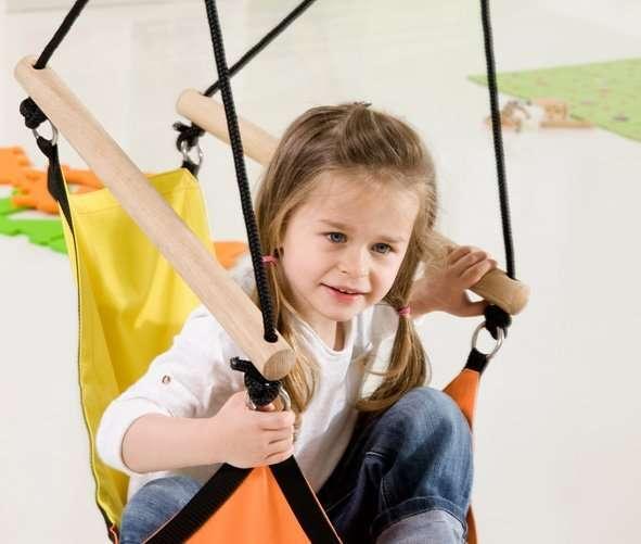 Amazonas Kids Swinger Yellow hangstoel kind