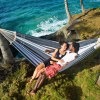 Amazonas Paradiso Silver hangmat zonder spreidstok