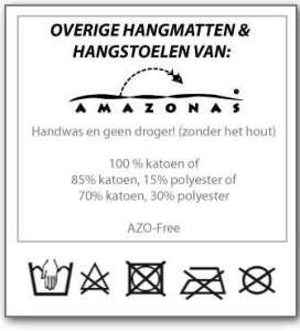 Wasvoorschriften Amazonas