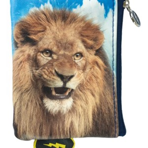 portemonnee leeuw