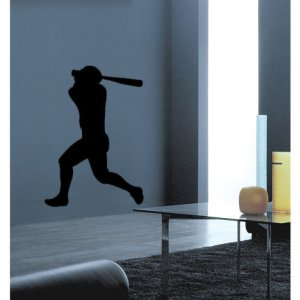 muursticker coart baseball