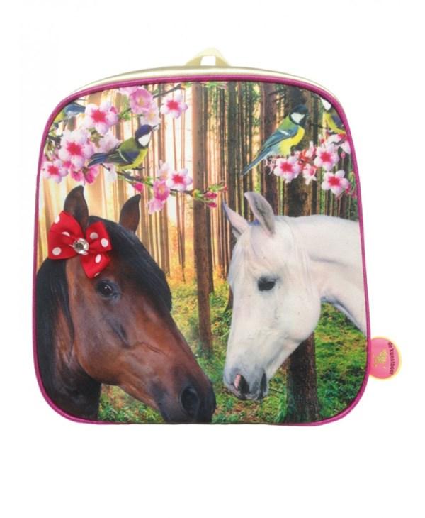 rugtas paarden