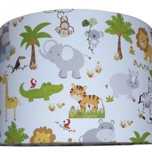 kinderlamp jungle
