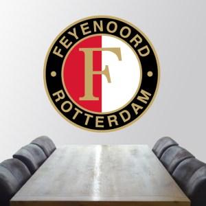 muursticker Feyenoord