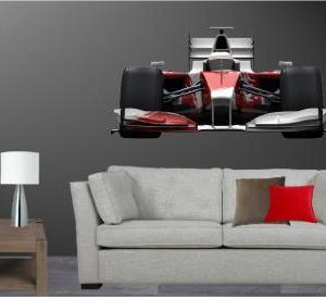 muursticker Formule1