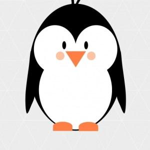 poster pinguïn
