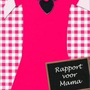rapport voor mama