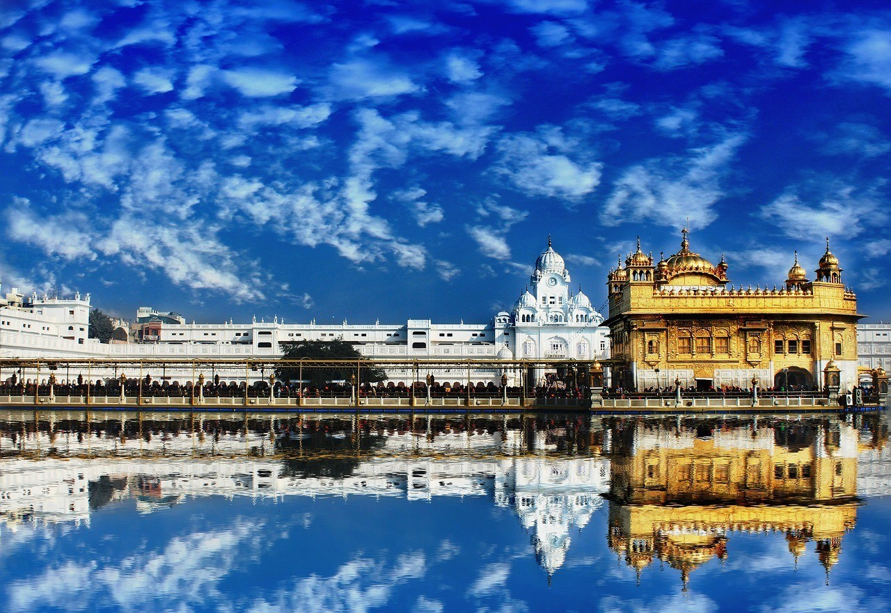 """amritsar golden temple: sikh's clever """"f you"""" to the caste system"""