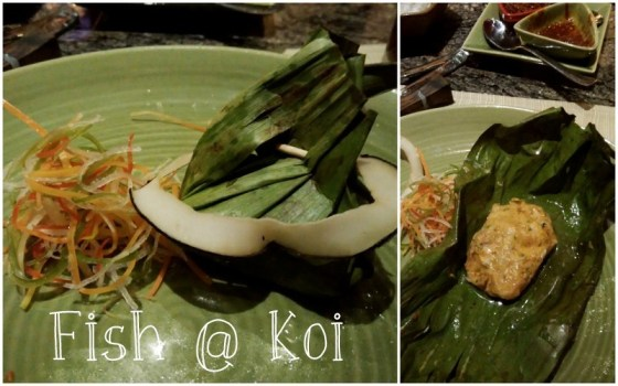 new restaurants in north goa , koi calangute