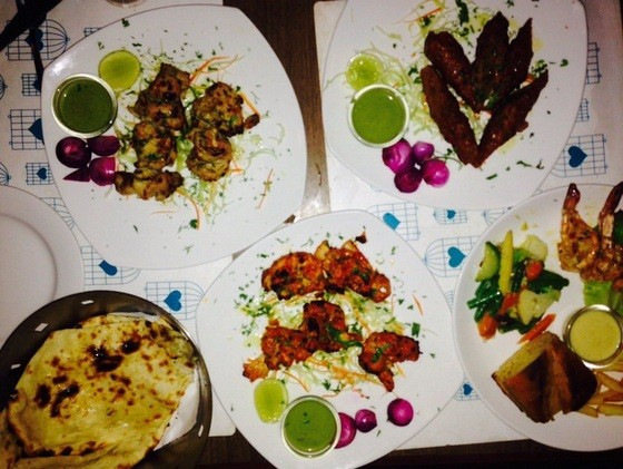 new restaurants in north goa , cotinga tamarind hotel anjuna