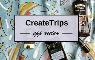 createtrips review