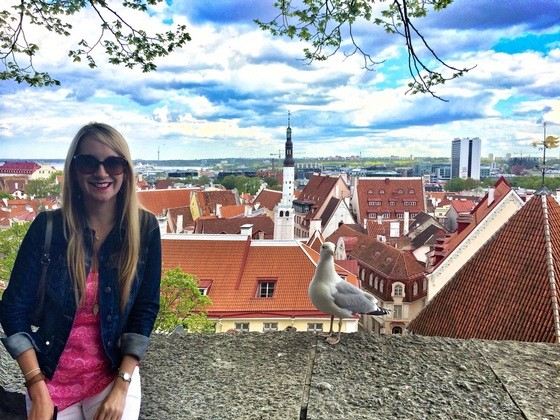 packing tips from flirting with the globe tallinn