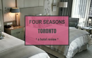 four seasons toronto review