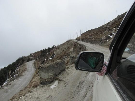 roads NE India