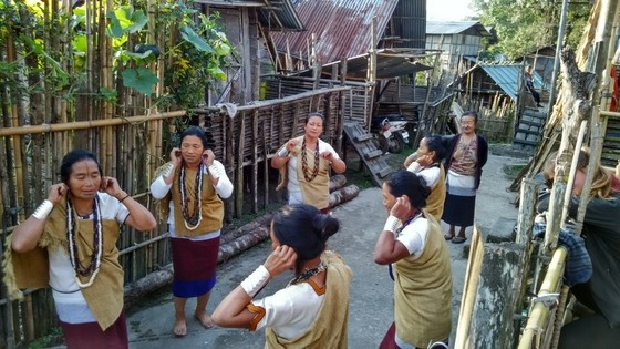 ziro valley tribals