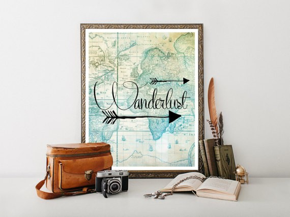 etsy finds wanderlust
